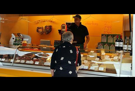 Kundenbild groß 1 Almpur - Tiroler Spezialitäten auf dem Wochenmarkt