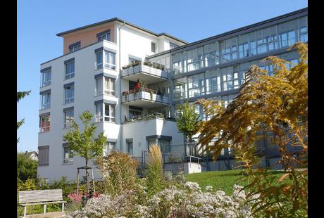 Kundenbild groß 1 Altenheim Altenpflegezentrum Versorgungshaus und Wiesenhüttenstift