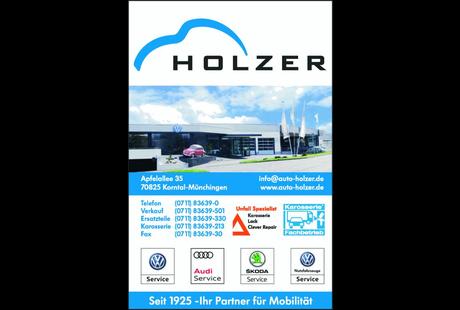 Kundenbild klein 1 Autohaus Holzer GmbH & Co.KG