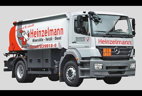 Kundenbild groß 1 Heinzelmann Mineralöle