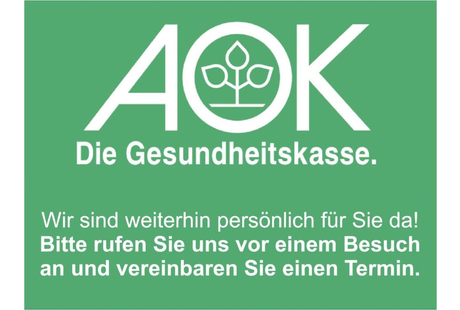 Kundenbild groß 1 AOK Die Gesundheitskasse Stuttgart-Böblingen