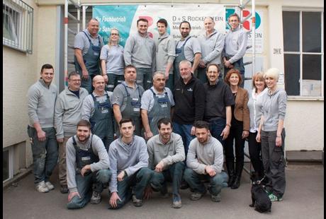 Kundenbild klein 2 D + S Rockenstein GmbH Sanitär- und Heizungstechnik