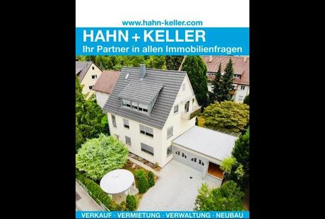 Kundenbild klein 2 Hahn + Keller Immobilien GmbH