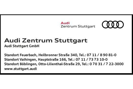 Kundenbild klein 4 Audi Zentrum Stuttgart