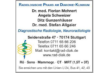 Kundenbild klein 1 Mehnert, Schweizer, Gunzenhäuser, Allgaier Dr. med. Dr.med.