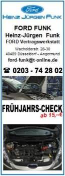 FRÜHJAHRS-CHECK ab 15,- € für Ihren PKW