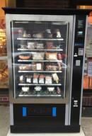 24-Std Wurst-, Grillartikel und Suppen Verkaufsautomat