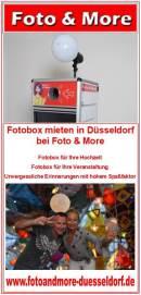 Fotobox mieten in Düsseldorf