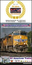 All American Trains