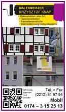 Wärmedämmarbeiten Tapezieren und Fassadenanstriche