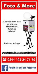 FOTOBOX mieten / rent a Photobooth