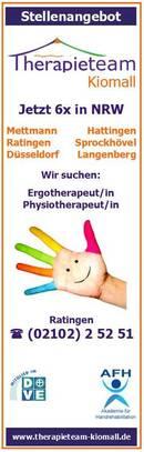 NEUERÖFFNUNG in Velbert-Langenberg - Wir suchen Therapeuten