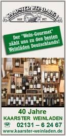 40 Jahre Kaarster Weinladen