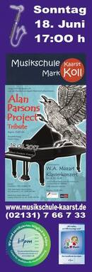 Alan Parsons Project Tribute mit großem Orchester