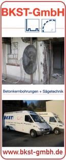 KERNBOHRUNGEN / SÄGETECHNIK Öffnungen für Fenster Türen Löcher