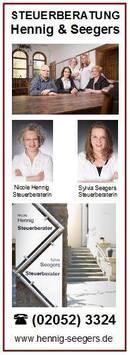 Ihr Steuerberater in Velbert-Langenberg
