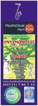 Entenoma SOS - Koboldkette 1. Mai 2017  SONNTAG 15:00 Uhr