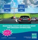 BEST CARWASH Frühjahrs-Gutscheine zum mehrfach sparen!