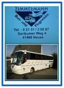 Bus- und Flugreisen Nah und Fern