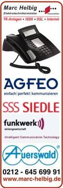 Telefonanlagen / Kommunikationssysteme für Büro und Gewerbe