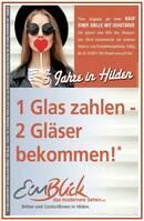 1 Glas zahlen – 2 Gläser bekommen!* - 5 Jahre in Hilden