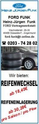 Reifenwechsel ab 18,45€  / Reifeneinlagerung für nur 30,28€