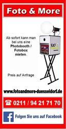 FOTOBOX mieten / rent a Photobooth