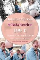 Aktion für Babybauchshooting
