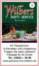 Party- und Catering Service in Kevelaer