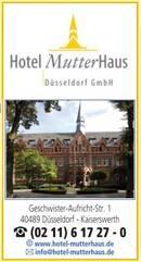 Wochenende im Hotel MutterHaus