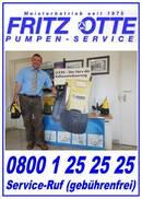 PUMPEN Notfall-Service KUNDENDIENST 24-Std. NOTDIENST