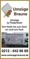 Umzüge - Entrümpelungen- Auflösung - Privat.-Geschäftsumzüge