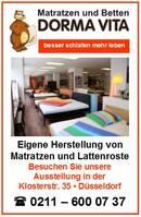 Matratzen und Betten für besseres schlafen