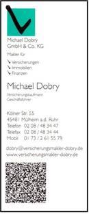 Ihr Versicherungsmakler in Mülheim an der Ruhr